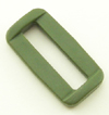 Olive Drab Rectangular Loops