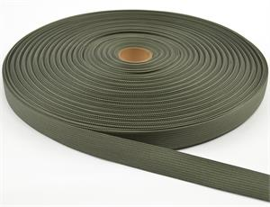 17337 Mil-spec Nylon Webbing 1 Inch-wide Foliage By-the-roll