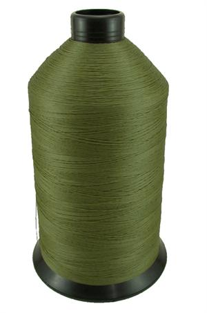 #92 BONDED NYLON THREAD OLIVE DRAB - 4,200 YARD SPOOL