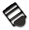 B-DB-06 0625 Black Metal Double Bar Slide