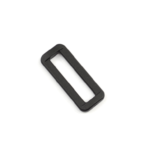 B-LP-02 1500 Black Plastic Rectangular Loop
