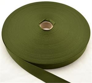 Mil-t-5038 Type 4 Thin Nylon Webbing 1 Inch-wide Camo By-the-roll