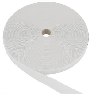 SEW-ON NYLON FASTENER TAPE WHITE HOOK 1-1/2 INCH-WIDE Wholesale