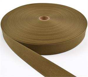 Nylon Webbing Mil-spec A-a-55301 1-1/2 Inch-wide Marpat Coyote By-the-roll