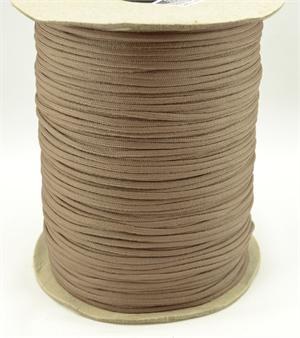 Parachute Cord Nylon 550 Paracord Marpat Coyote With Core By-the-spool