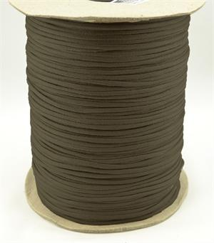 Parachute Cord Nylon 550 Paracord Olive Drab With Core By-the-spool