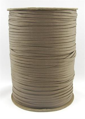 Parachute Cord Nylon 550 Paracord Tan 499 Without Core By-the-spool