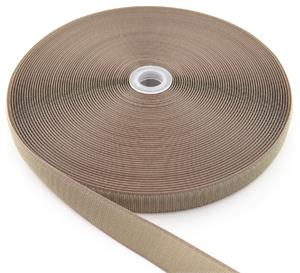 Sew-on Nylon Fastener Tape Tan 499 3/4 Inch-wide Hook Wholesale