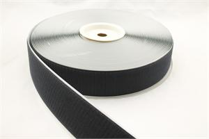 STICK-ON ACRYLIC-BASE PRESSURE SENSITIVE NYLON FASTENER TAPE BLACK HOOK 1-1/2 INCH-WIDE Wholesale