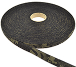 Sew-on Nylon Fastener Tape Black Multicam 1 Inch-wide Loop Wholesale