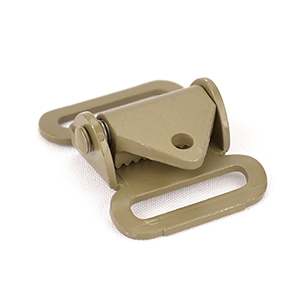 Cam Buckles Quick Release Metal 1 Inch-wide Marpat Coyote Single Pieces