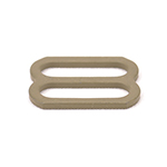 Metal Single-bar Slides 1 Inch-wide Marpat Coyote Heavy By-the-bag