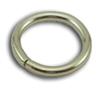 B-OR-02 0750 Silver Metal O-Ring