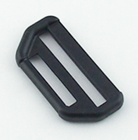 Plastic Reducer Loops 1-1/2in.-1in. Black By-the-bag