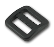 B-SB-01 0625 Black Plastic Single Bar Slide