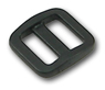 B-SB-02 0500 Black Wide Mouth Single Bar Slide
