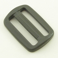 Plastic Single-bar Slides (1a) 1 Inch-wide Foliage By-the-bag