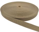 Tan 499 Heavy Nylon Webbing