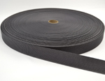 Heavy Nylon Webbing 1-1/2 Inch-wide Wolf Gray By-the-roll