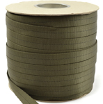 Mil-w-5625 Tubular Nylon Webbing 1 Inch-wide Ranger By-the-yard