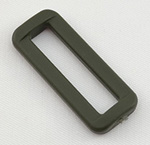 Plastic Rectangular Loops 1-1/2 Inch-wide Ranger By-the-bag