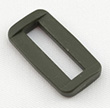 Plastic Rectangular Loops 1 Inch-wide Ranger Single Pieces