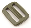 Plastic Single-bar Slides (1a) 1 Inch-wide Ranger Single Pieces