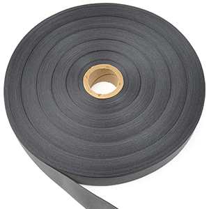 Mil-t-5038 Type 3 Grosgrain Nylon Webbing 1 Inch-wide Wolf Gray By-the-roll