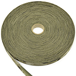 Nylon Webbing 3/4 Inch-wide Jacquard Multicam Camouflage 2-sided By-the-yard