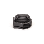 Metal Zipper Sliders Closed Bale #9 Black By-the-bag
