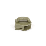 Metal Zipper Sliders Closed Bale #9 Ranger By-the-bag